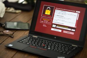 セキュリティソフトが入っていてもウイルス感染